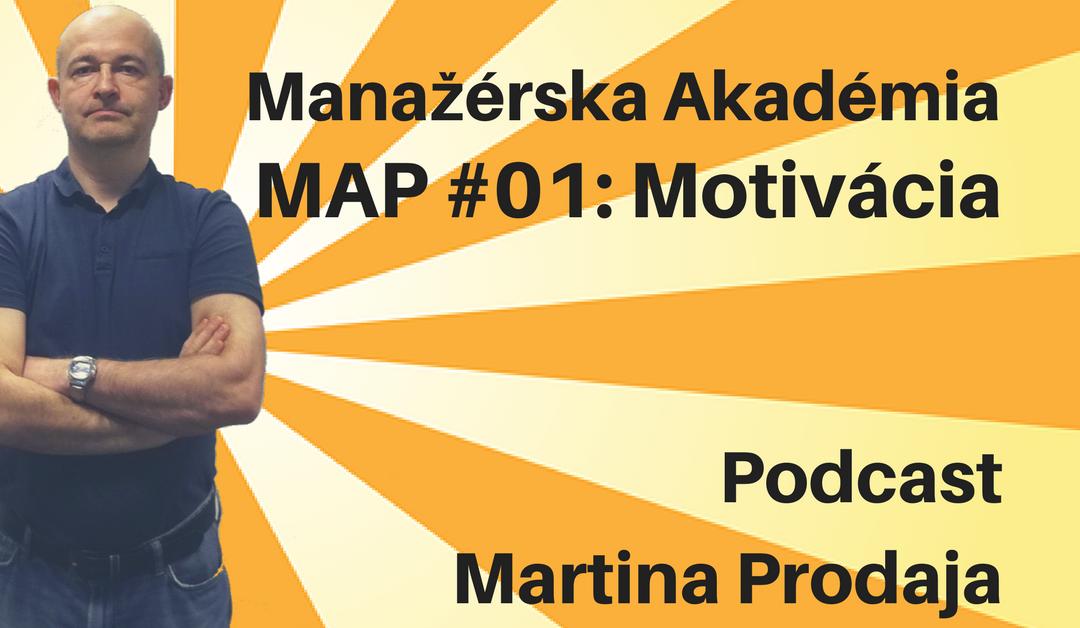 MAP #01: Motivácia