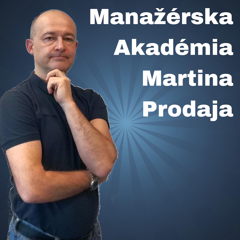 Manažérska Akadémia Martina Prodaja